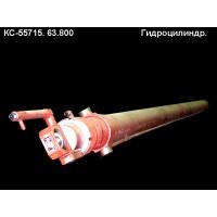 Гидроцилиндр выдвижения стрелы КТА-18,КТА-25,КТА-16